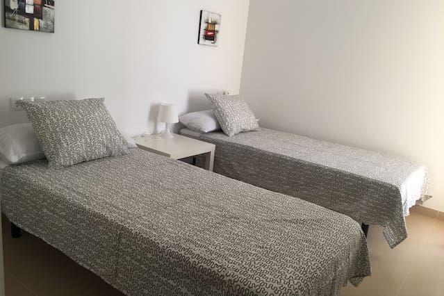 Apartamento para 6 en Roquetas de mar