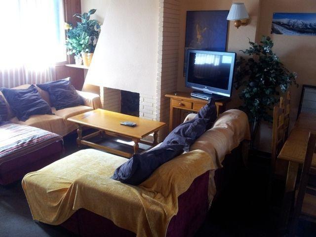 Agradable apartamento turístico en sierra nevada de 2 habitaciones