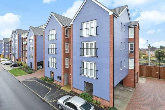 Attractive holiday rental in Slough