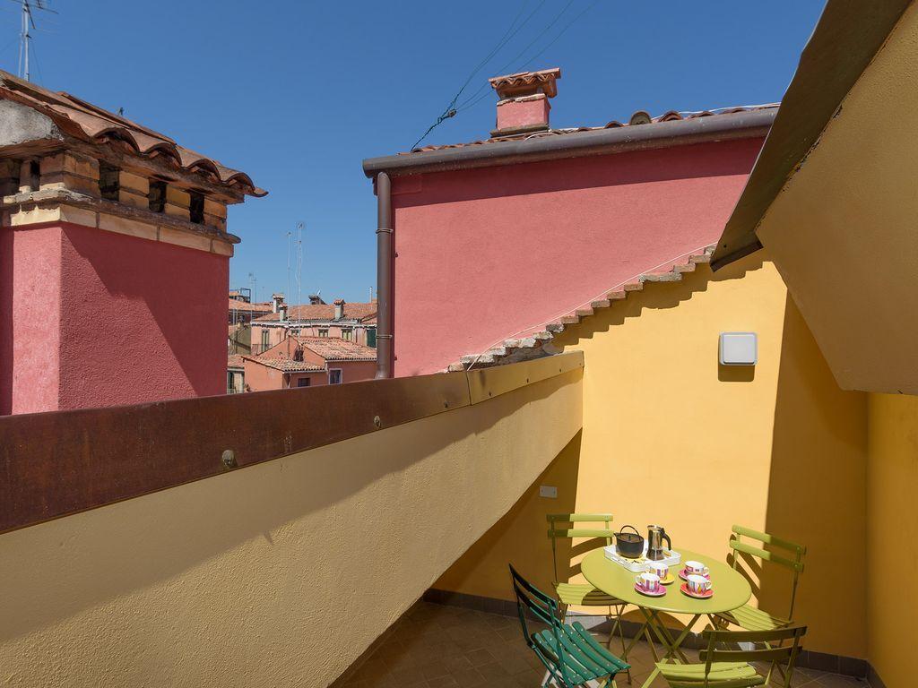 Casa vacanze di 1 stanza a Venezia