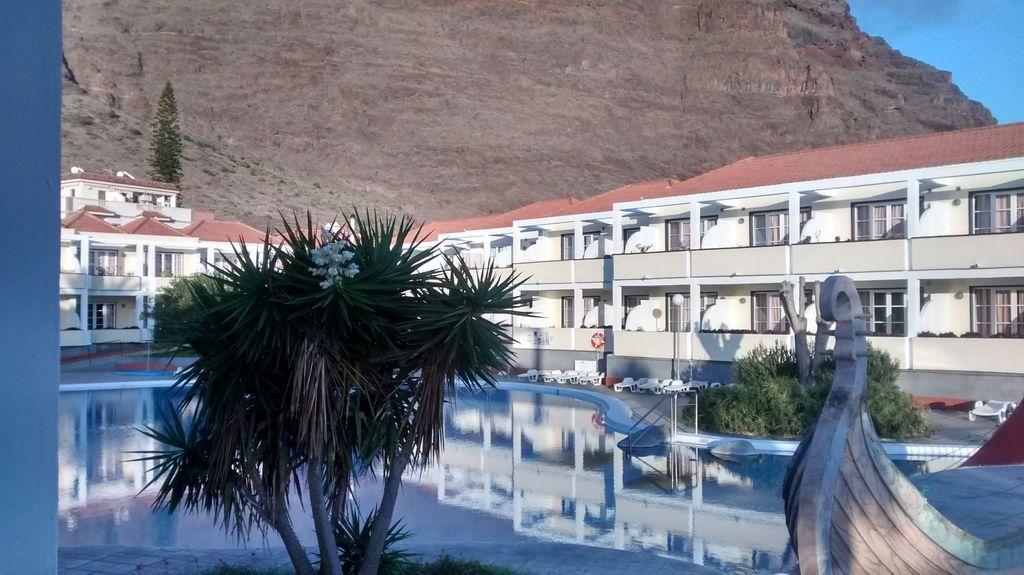 Apartamento con TV por cable y Sábanas y toallas en Valle gran rey