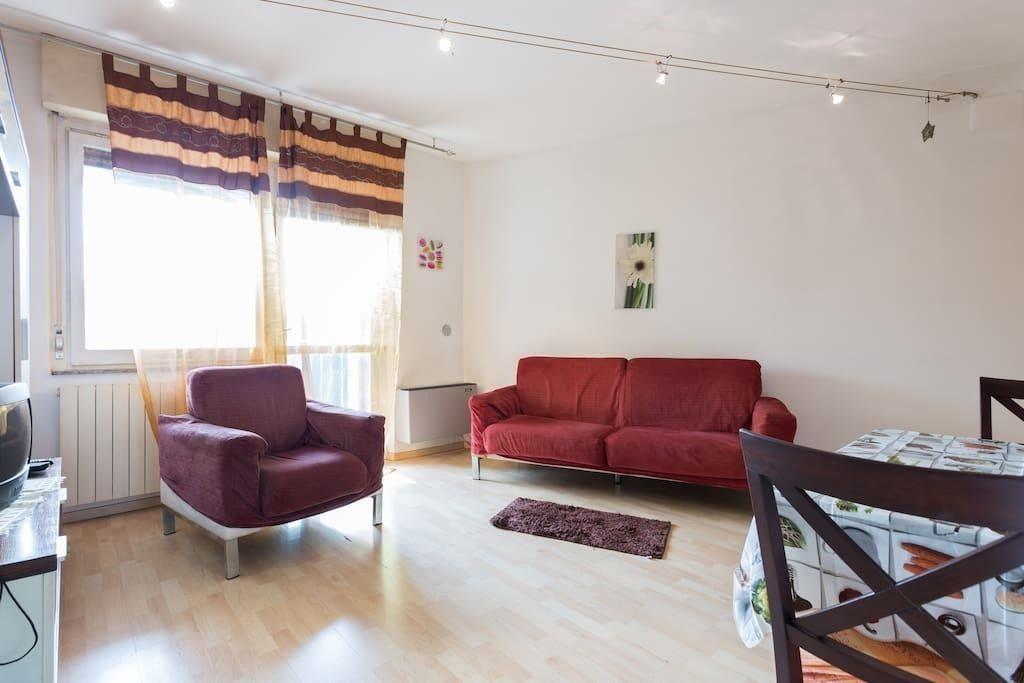 Hébergement de 60 m²