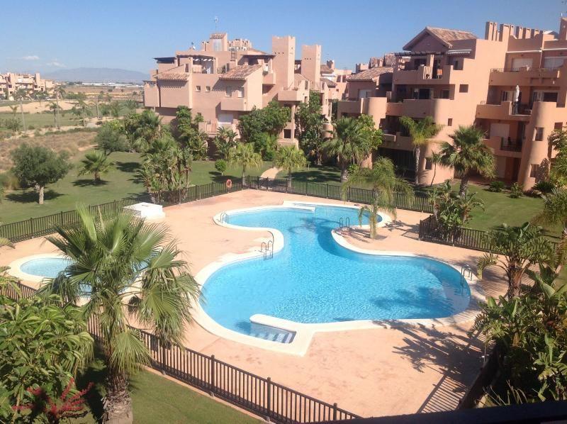 Mar Menor Golf resort apartment - Murcia, Spain