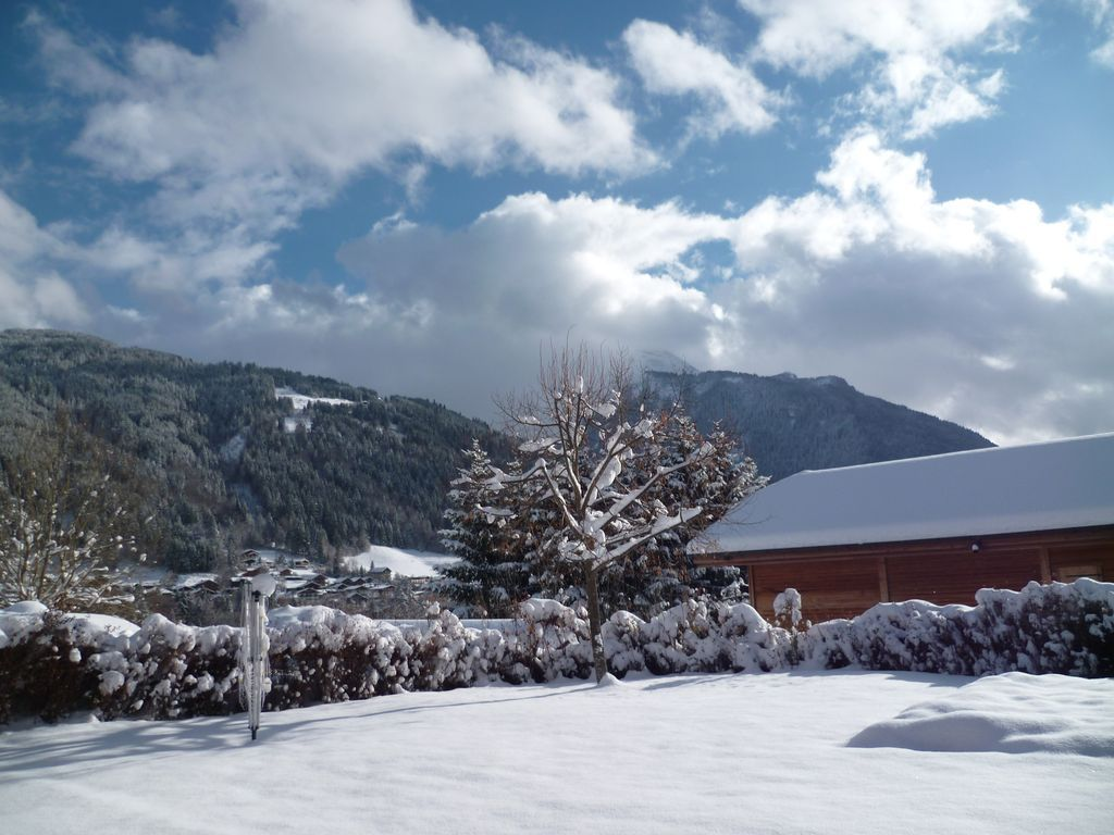 Equipped holiday rental in Morzine