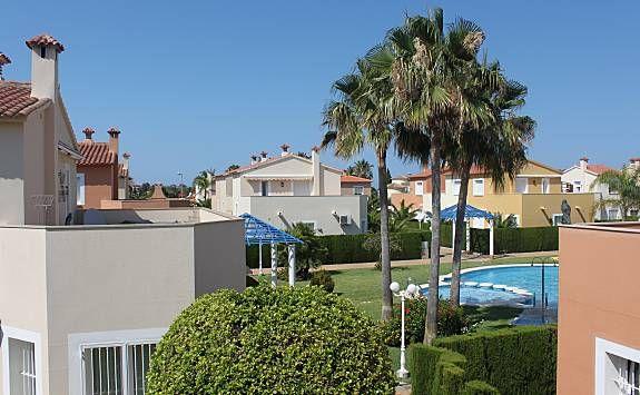 Vivienda para 6 personas en Oliva playa