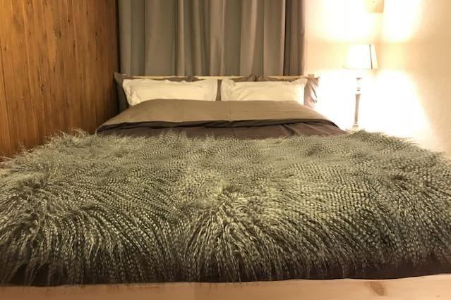 Apartamento apto para mascotas de 1 habitación
