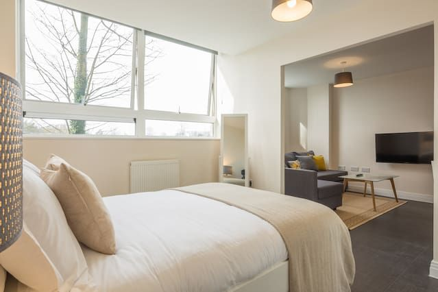 Equipped apartment in Stevenage