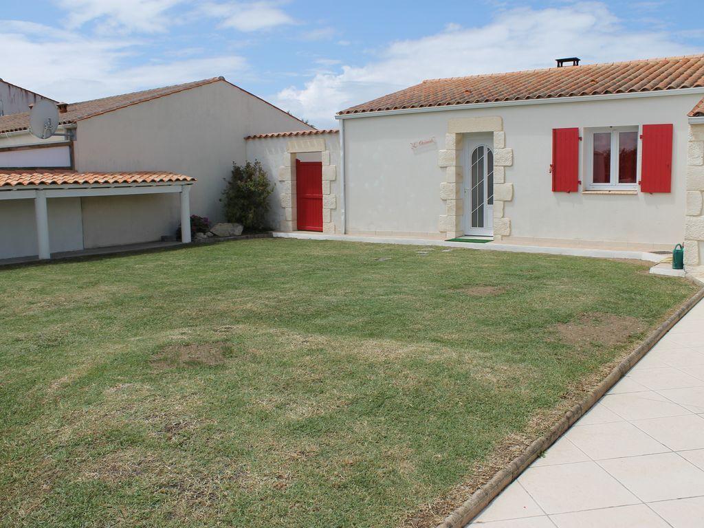 Residencia de 3 habitaciones en St pierre d oleron