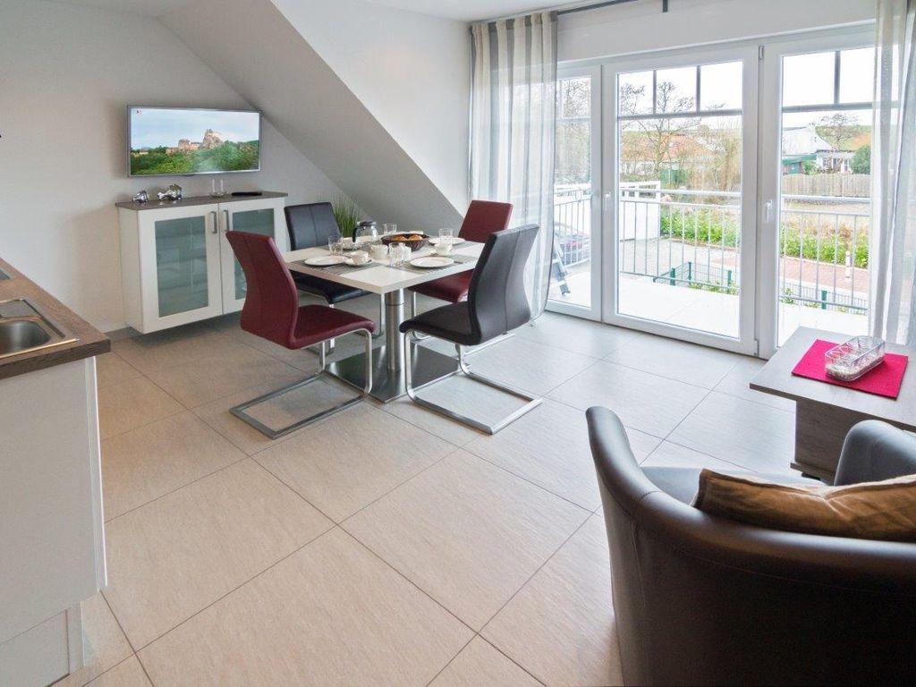 Interessante Ferienwohnung auf 64 m²