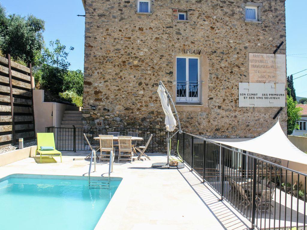 Piso con piscina de 2 habitaciones