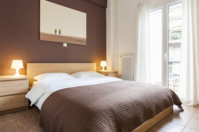 Appartamento per 4 ospiti di 1 stanza