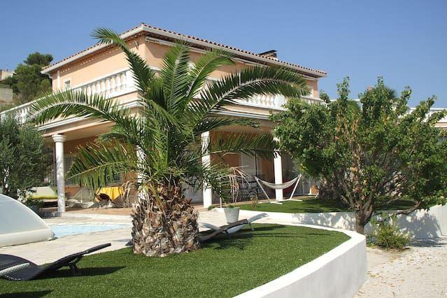 Apartamento para 3 personas en Roquefort la bedoule