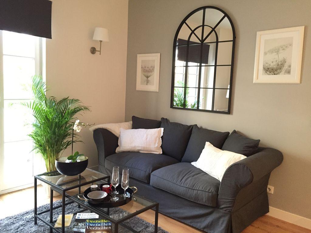 Hébergement de 42 m² à 1 chambre
