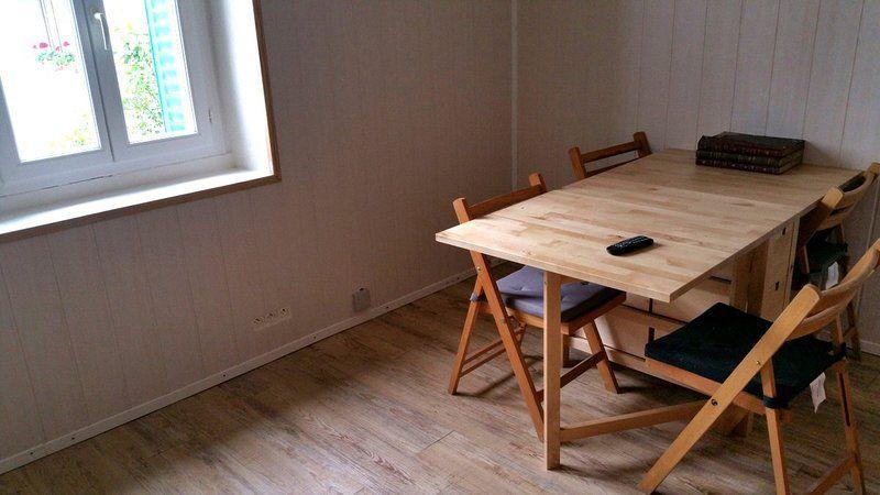 Residencia para 3 huéspedes de 1 habitación