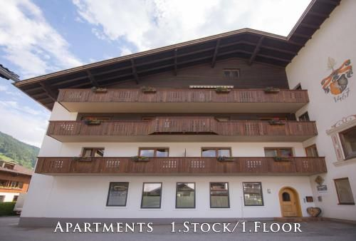 Flat with 2 rooms in Zell am ziller
