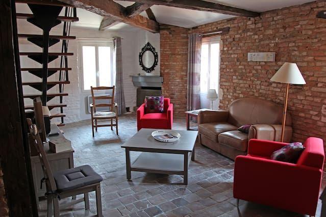 Piso de 80 m² de 2 habitaciones