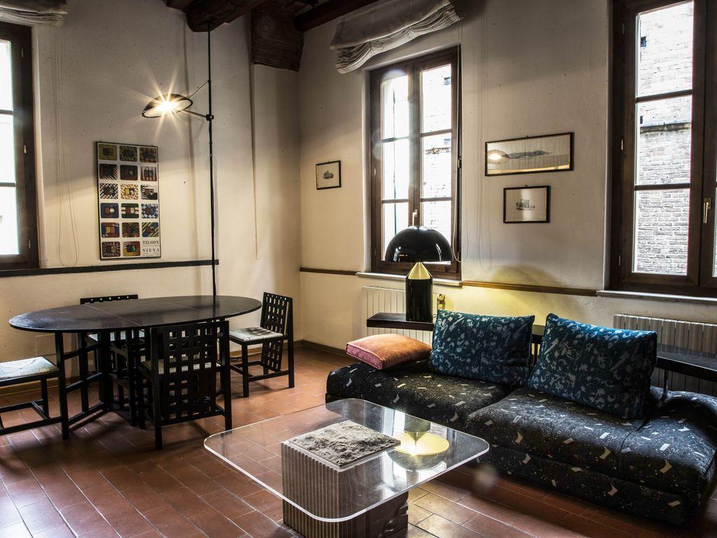 Piso turístico en Siena para 4 personas