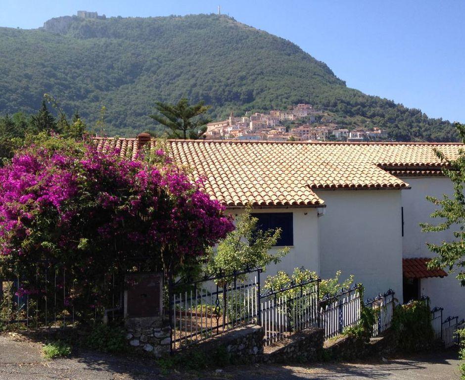Panorámica casa en Maratea