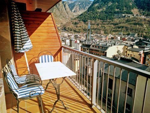 Appartement attractif à Andorra la vella