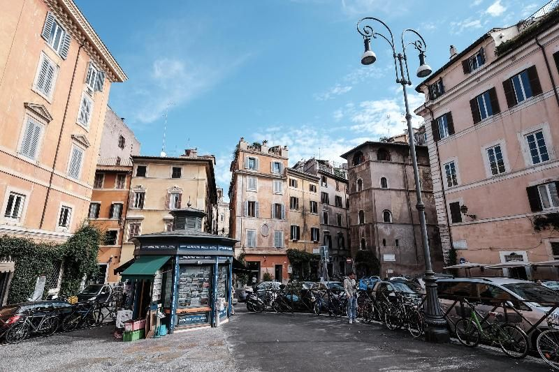 Delightful holiday rental for 2 in Rome