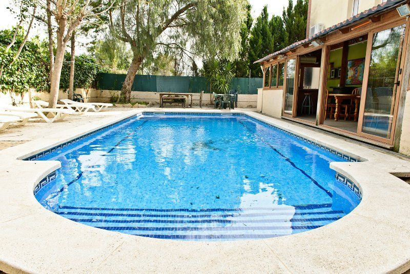 House with pool 14 people near Salou