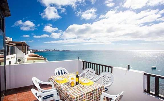 APT. Vista Mar, Playa Blanca, Lanzarote