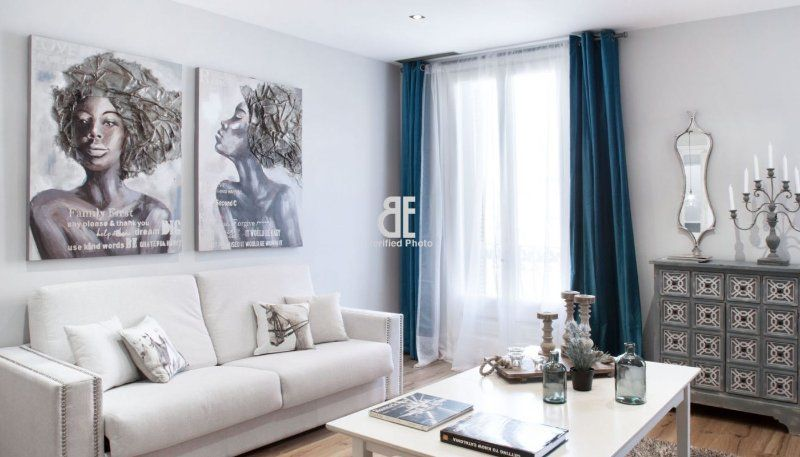 Holiday home in Barcelona for 2 people