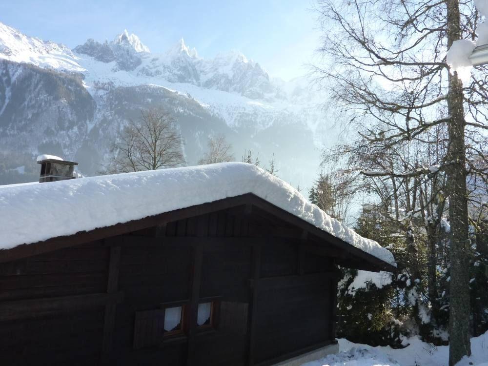 Alojamiento en Chamonix de 5 habitaciones