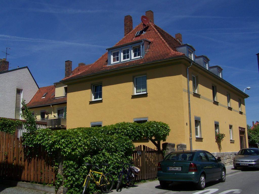 Marvellous property in Bamberg