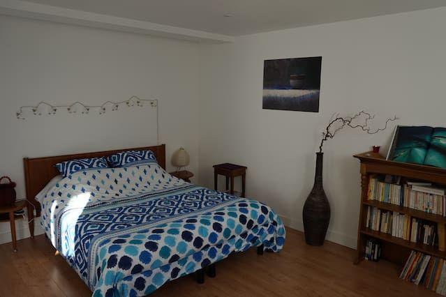 Apartamento/ piso à Poitiers, en casa de Catherine