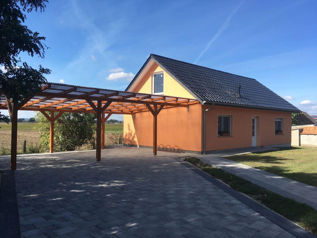 Provista residencia en Oderaue
