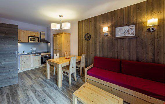 Apartamento funcional en Risoul