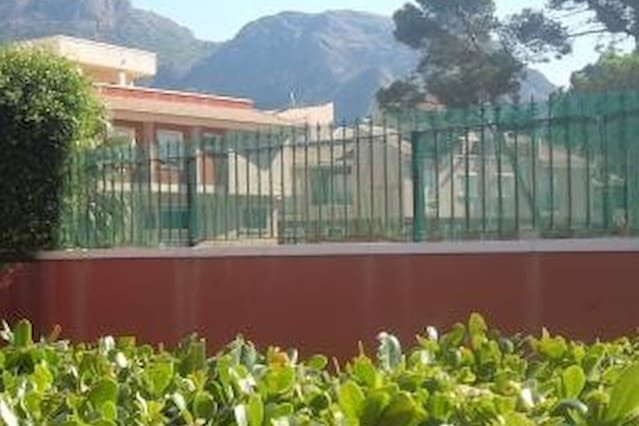 Mountain apartment in Orihuela