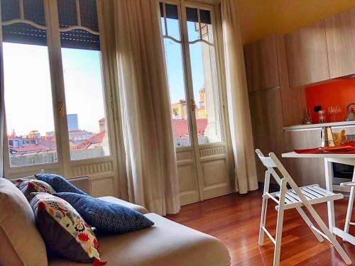 Vivienda con wi-fi en Milán