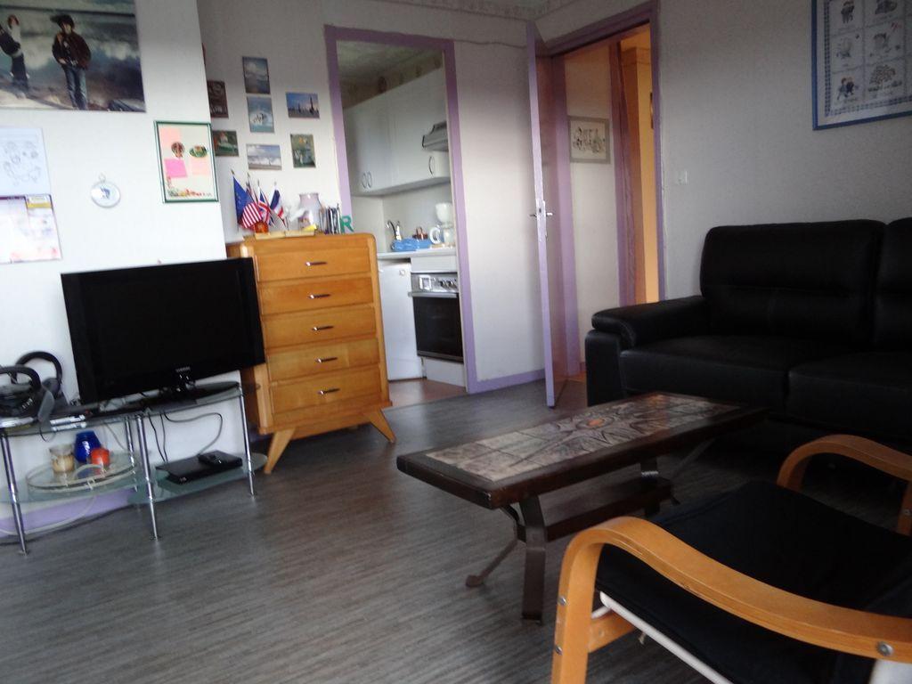 Appartement avec wi-fi à Courseulles-sur-mer