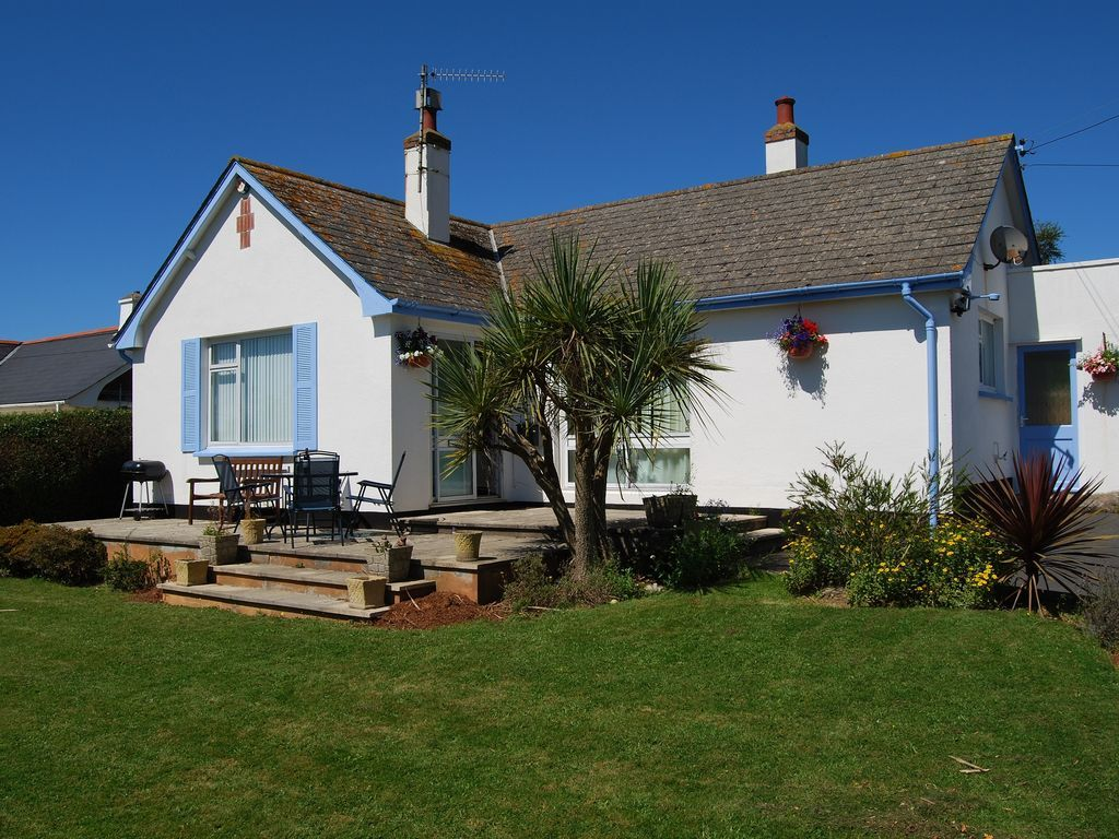Homely holiday home for 2 in Croyde