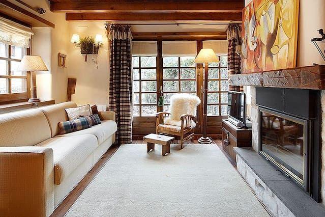Ferienwohnung mit 2 Zimmern