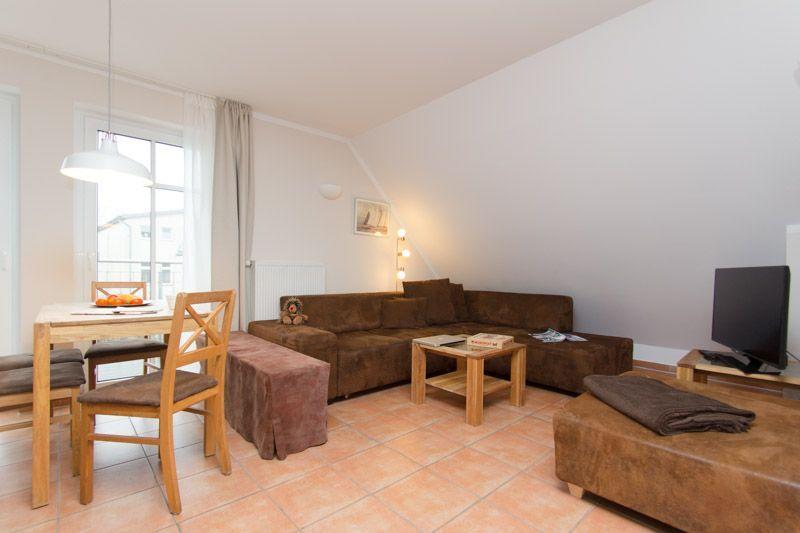 Ferienunterkunft mit 2 Zimmern in Warnemünde