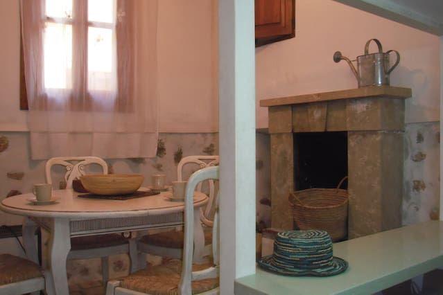 Ideal para parejas: Romántica casa de pueblo con todas las comodidades