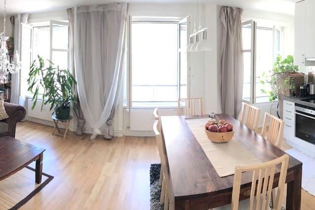 Interesante apartamento para 3 personas