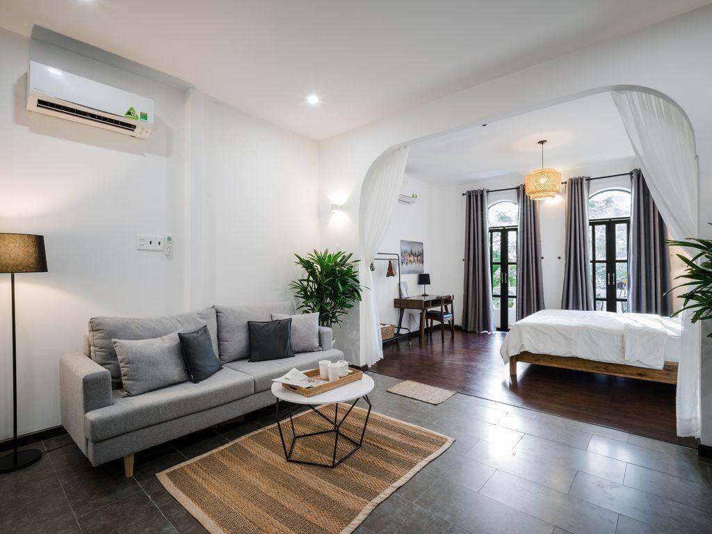 Villa di 4 m² di 1 stanza