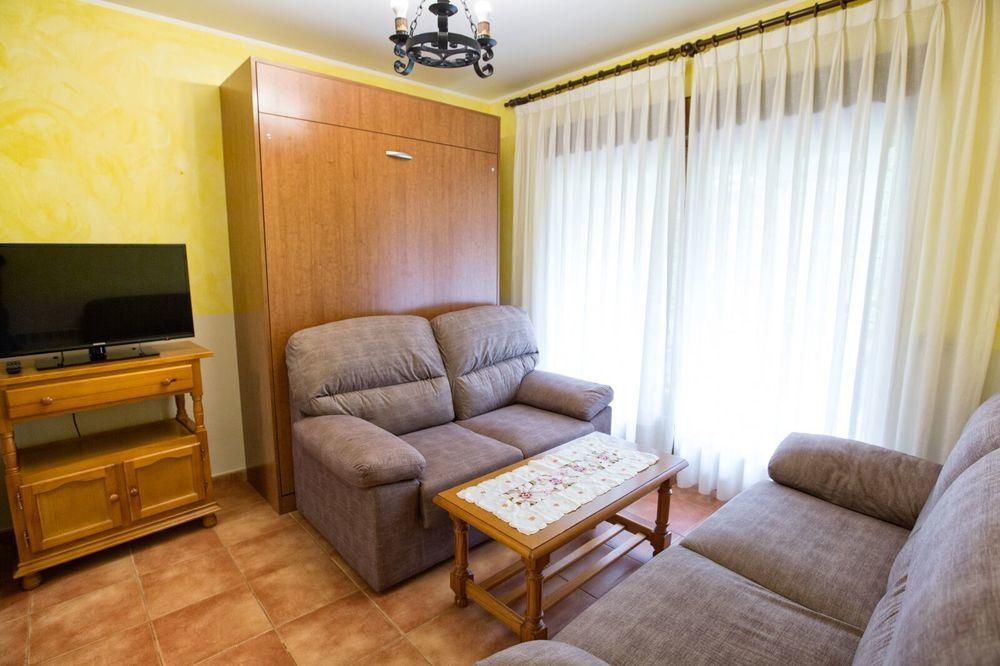 Equipada casa de 70 m²