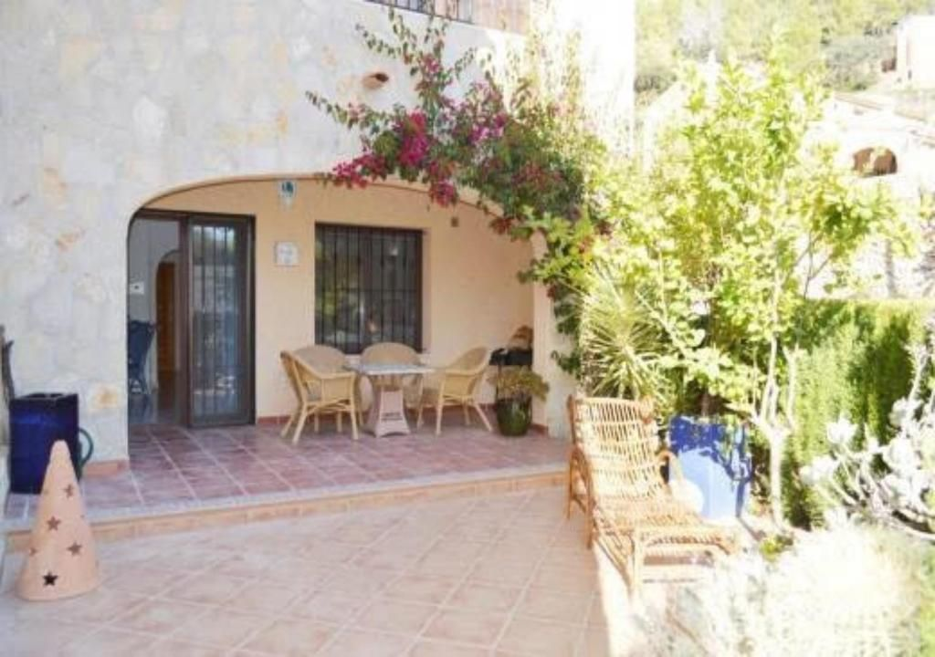 Flat with 1 room in Lliber