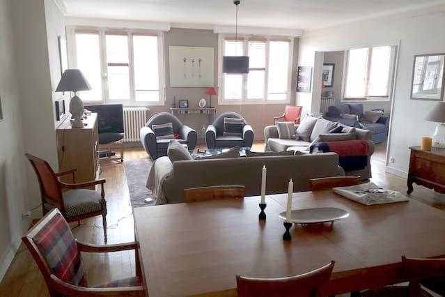 Appartement avec wi-fi à Nantes