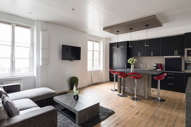 Apartment for 6 guests with 2 rooms
