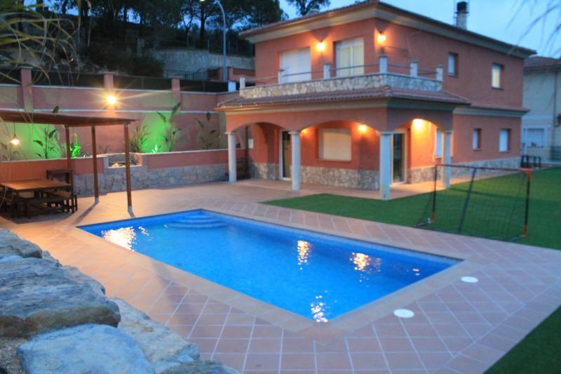 Villa Valverde Lloret de Mar, Casa Vacacional
