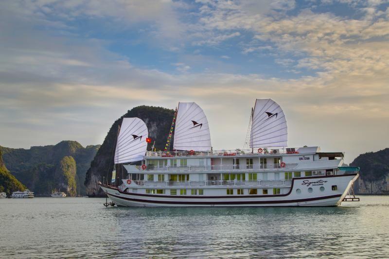 Signature Halong Cruise 3 days 2 nights