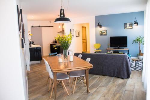 Apartamento de 1 habitación en Lambesc