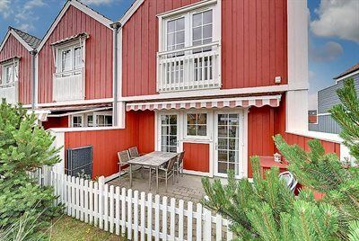 Wohnung für 6 Gäste mit Garten