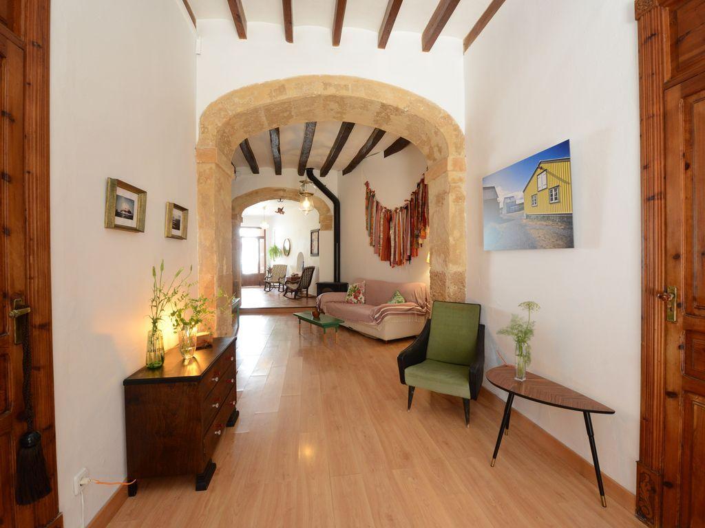 Casa con jardín en Binisalem